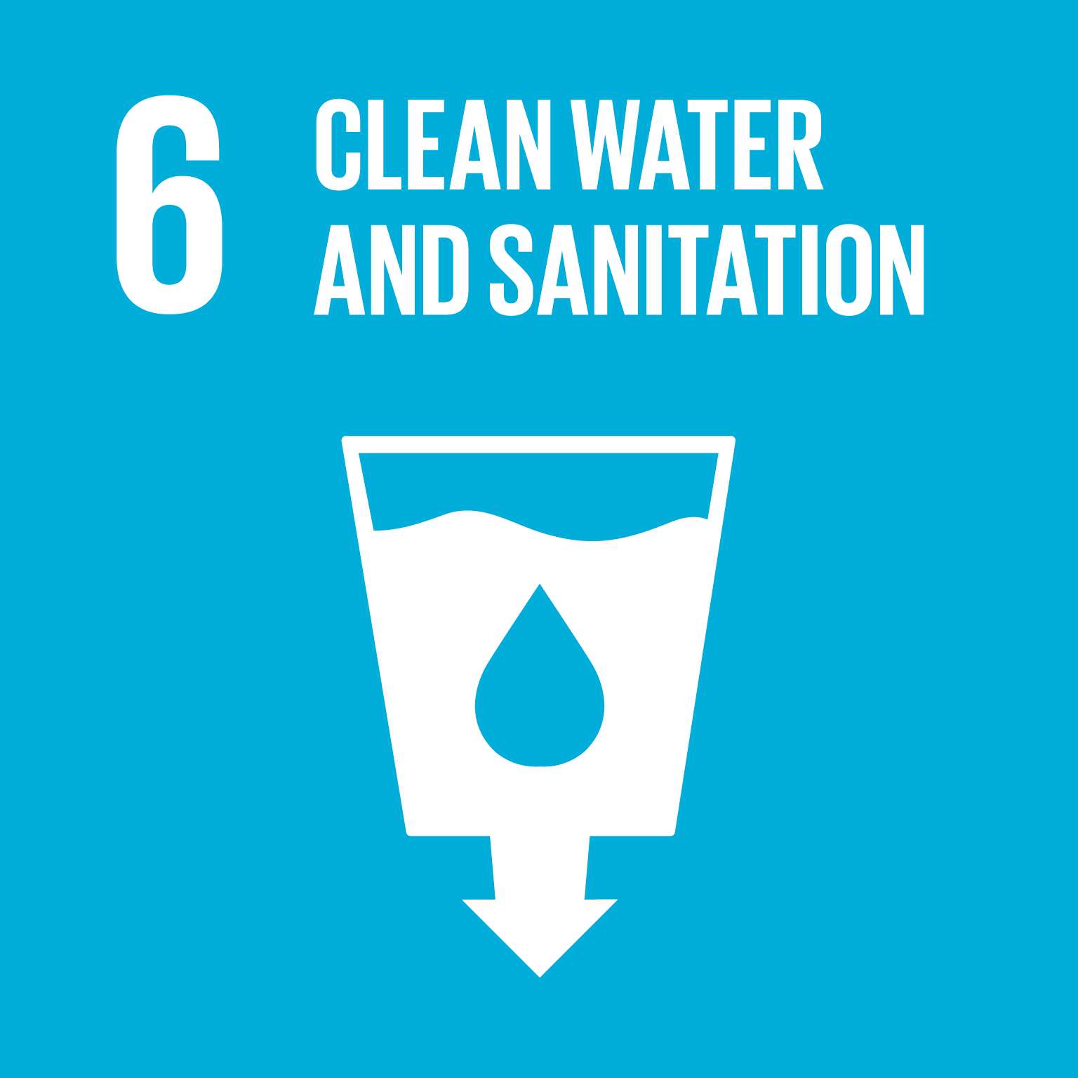 Goal 6: Ensure access to water and sanitation for all